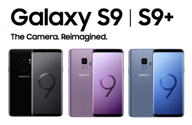 Samsung galaxy S9 Samsung Galaxy S9 Plus