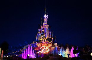 Disney illuminations