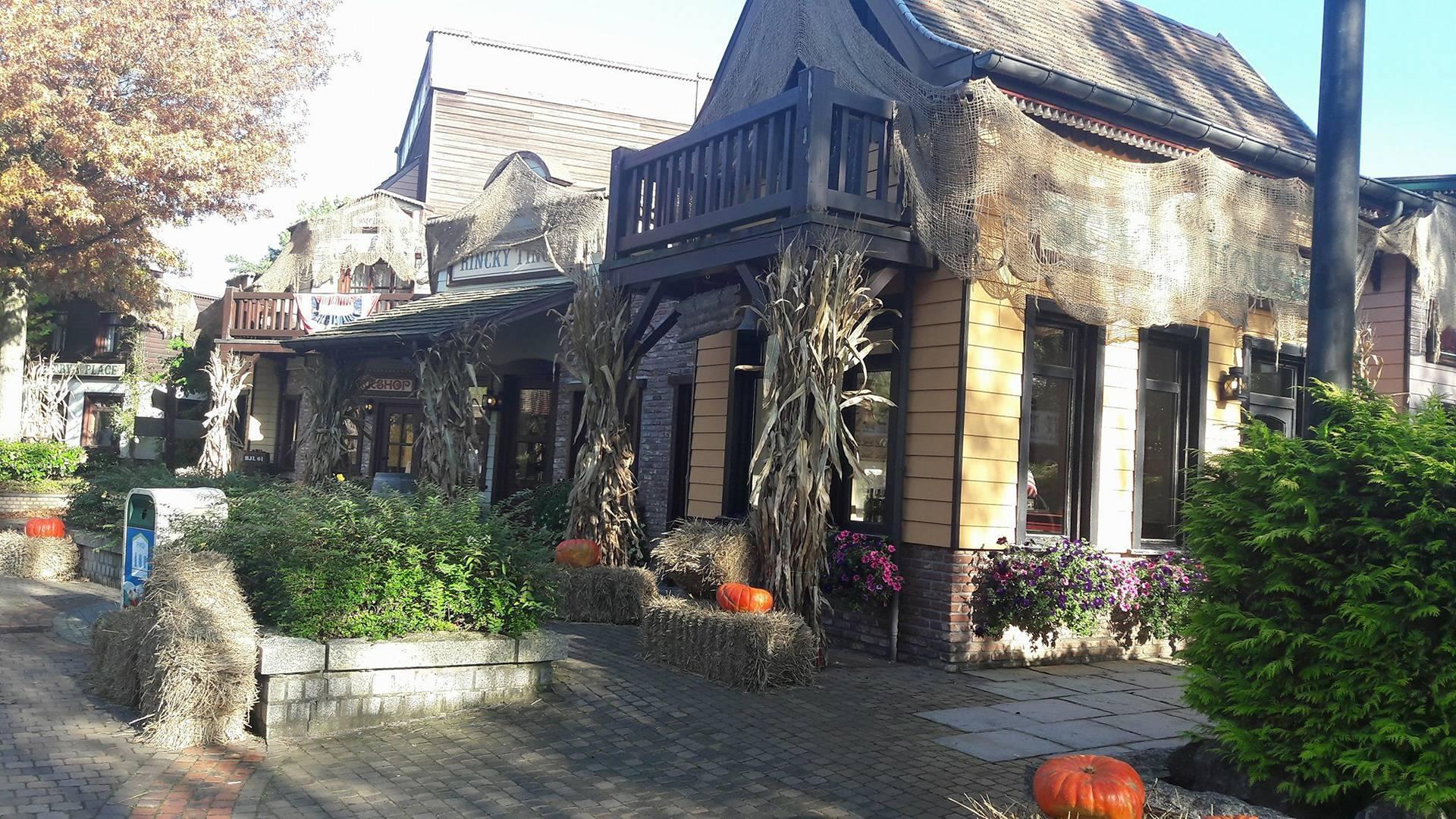 Halloween Bobbejaanland vakantieveilingen