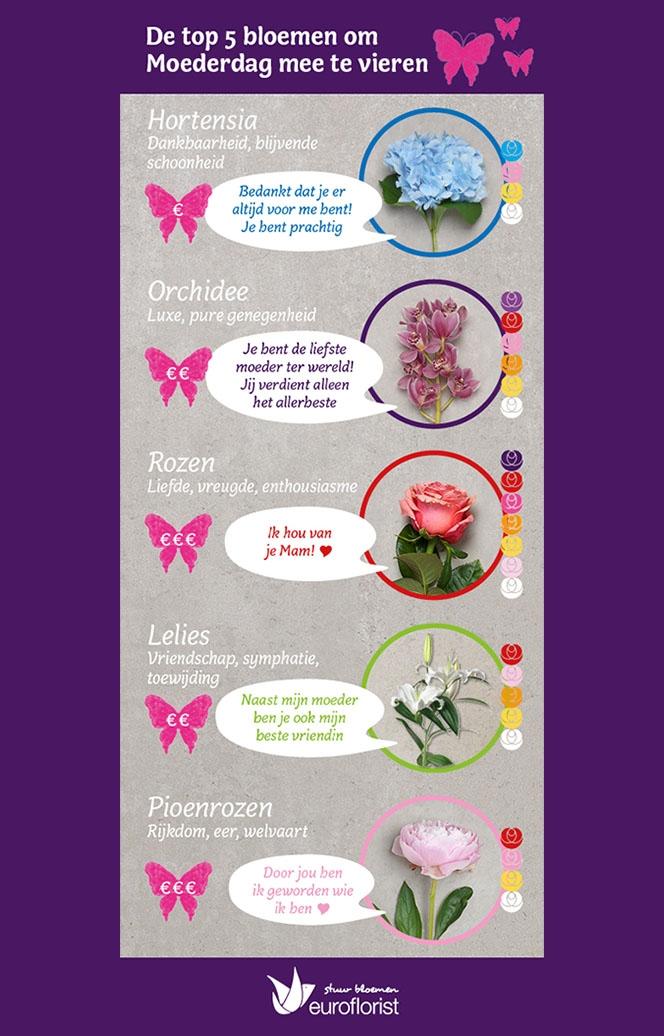 betekenis bloemen