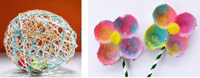 Citaten Pasen Knutselen : Knutselen pasen vrolijke creaties op een rij goedkoop be